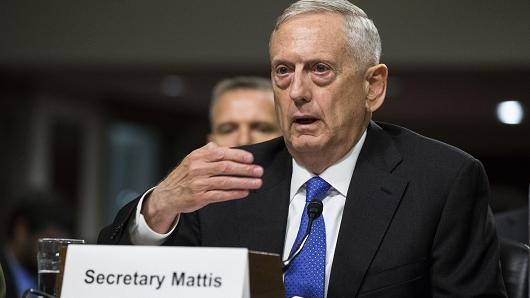 Mỹ bóng gió về khả năng tấn công quân sự đối với Triều Tiên - Ảnh 1