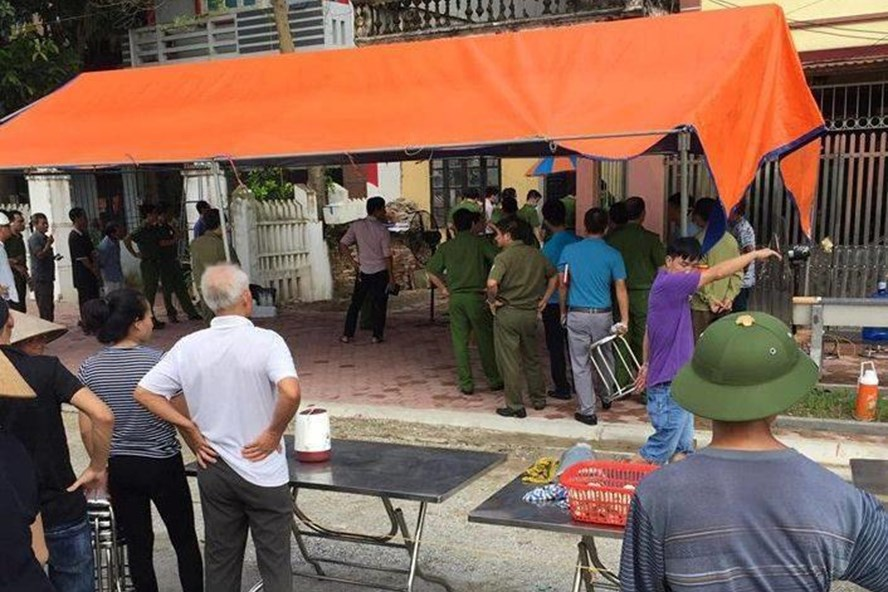 Bắt khẩn cấp nữ nghi phạm sát hại Chủ nhiệm HTX ở Bắc Ninh - Ảnh 1