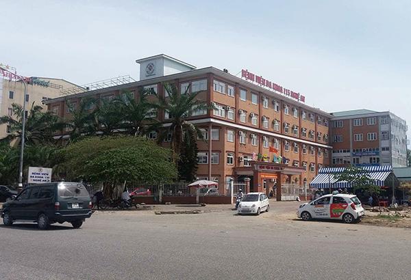 Kết luận điều tra vụ giám đốc tát nữ bác sĩ Bệnh viện 115 Nghệ An - Ảnh 1