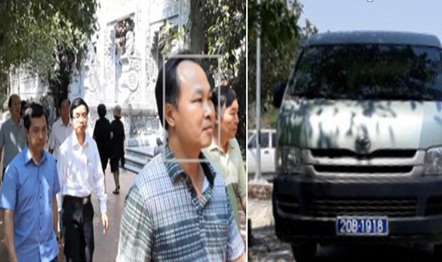 Ngày Quốc tang: Sở GD-ĐT Thái Nguyên dùng xe công đi công tác trong khu du lịch? - Ảnh 1
