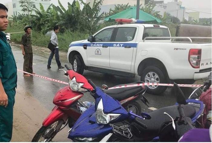 Lộ diện nghi can sát hại tài xế GrabBike, cướp xe ở TP. Hồ Chí Minh - Ảnh 1
