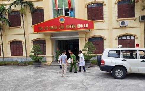 Đề nghị thay đổi tội danh kẻ nhiễm HIV xâm hại bé gái ở Ninh Bình - Ảnh 1