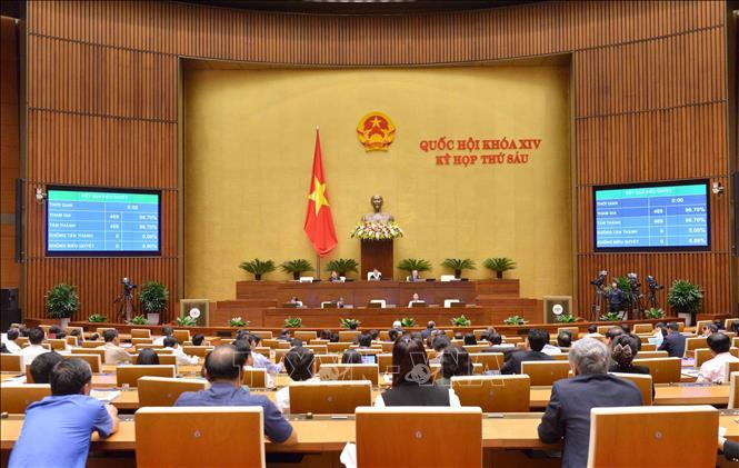 Nhiều đại biểu Quốc hội chưa hài lòng với Dự thảo Luật Đầu tư công - Ảnh 1