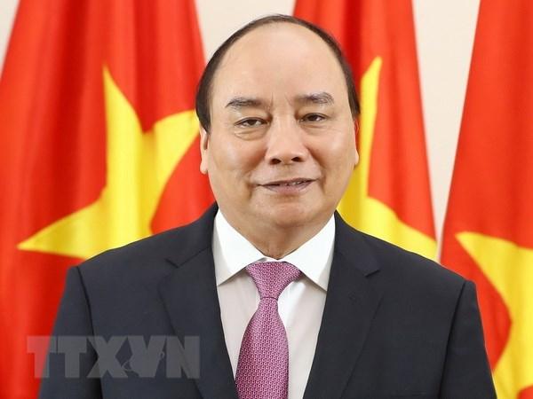 Thủ tướng Nguyễn Xuân Phúc lên đường tham dự Hội nghị APEC 26 - Ảnh 1
