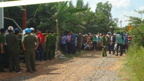 Truy bắt nghi can cướp giật, một dân quân tự vệ bị đạp ngã xe tử vong - Ảnh 1