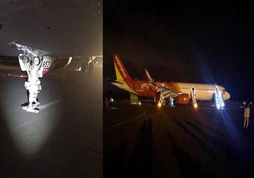 Máy bay VietJet gặp sự cố: Loại bỏ nguyên nhân lỗi kỹ thuật - Ảnh 1