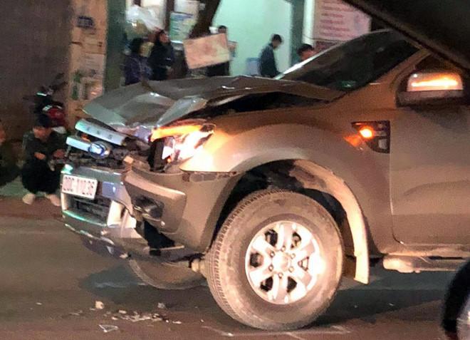 Tòa Thái Nguyên hoãn xử vụ xe Ford Ranger đâm 4 người đi bộ tử vong - Ảnh 1
