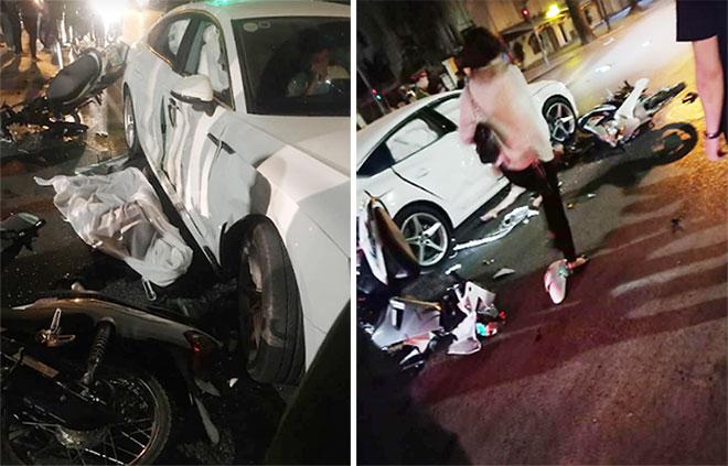 Vụ xe Audi gây tai nạn, cô gái 18 tuổi tử vong: Thông tin bất ngờ về tài xế - Ảnh 1