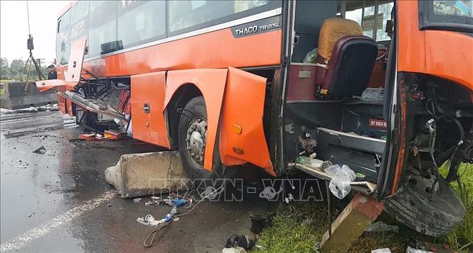 Tin tai nạn giao thông mới nhất ngày 15/12/2018: Bé trai 3 tuổi tử vong thương tâm sau va chạm - Ảnh 3