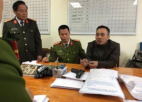 Vụ cướp ngân hàng ở Bắc Giang: Vết trượt của một ca sĩ nghiệp dư - Ảnh 1