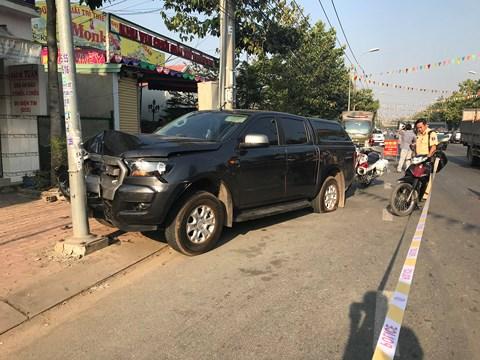 Vụ xe thuốc lá lậu tông CSGT: Phó Thủ tướng chỉ đạo khẩn trương triệt phá đường dây buôn lậu - Ảnh 1