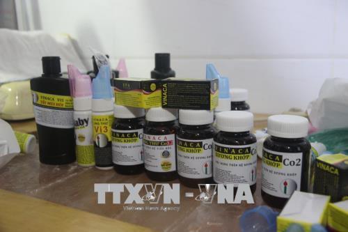 Khởi tố vụ Vinaca sản xuất thuốc chữa ung thư từ than tre - Ảnh 1