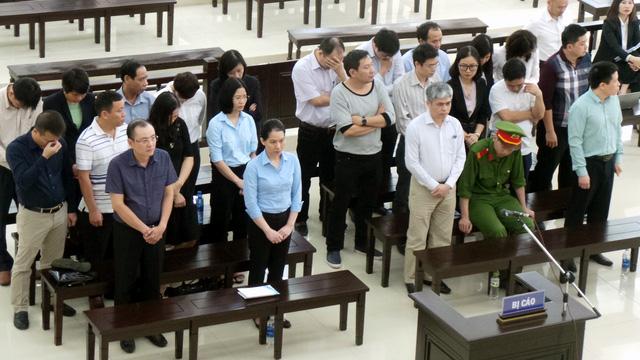 Phúc thẩm đại án Oceanbank: Đề nghị chung thân Hà Văn Thắm, tử hình Nguyễn Xuân Sơn - Ảnh 1