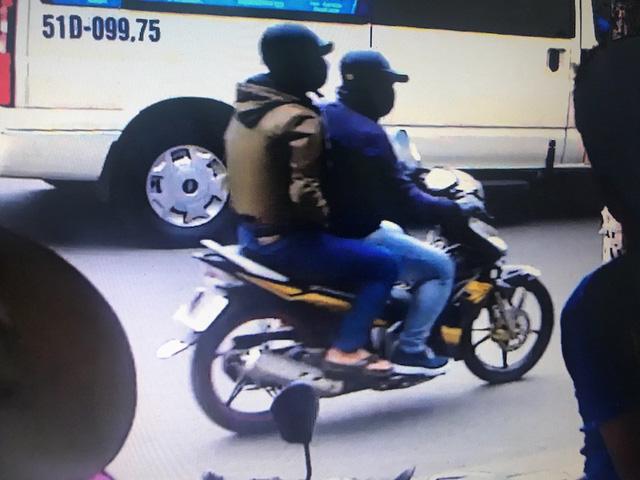 Thông tin bất ngờ vụ cướp Ngân hàng ABbank ở Sài Gòn - Ảnh 2