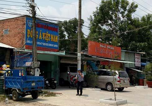 Vụ nổ súng giữa đường ở Đồng Nai: Tạm giữ Giám đốc Công ty bảo vệ - Ảnh 1