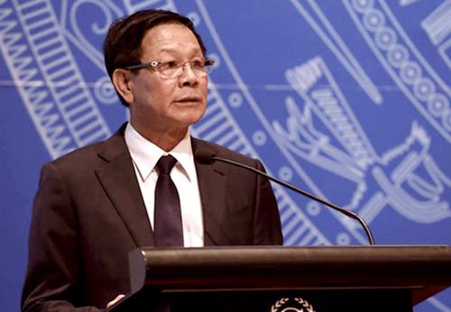 Cựu Trung tướng Phan Văn Vĩnh liên quan đường dây đánh bạc nghìn tỷ như thế nào? - Ảnh 1
