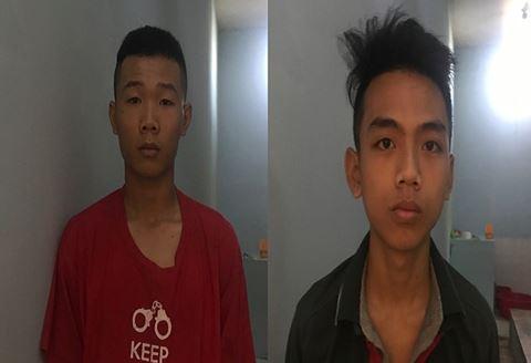 Bắt 2 đối tượng gây ra hàng loạt vụ cướp táo tợn ở Sài Gòn - Ảnh 1