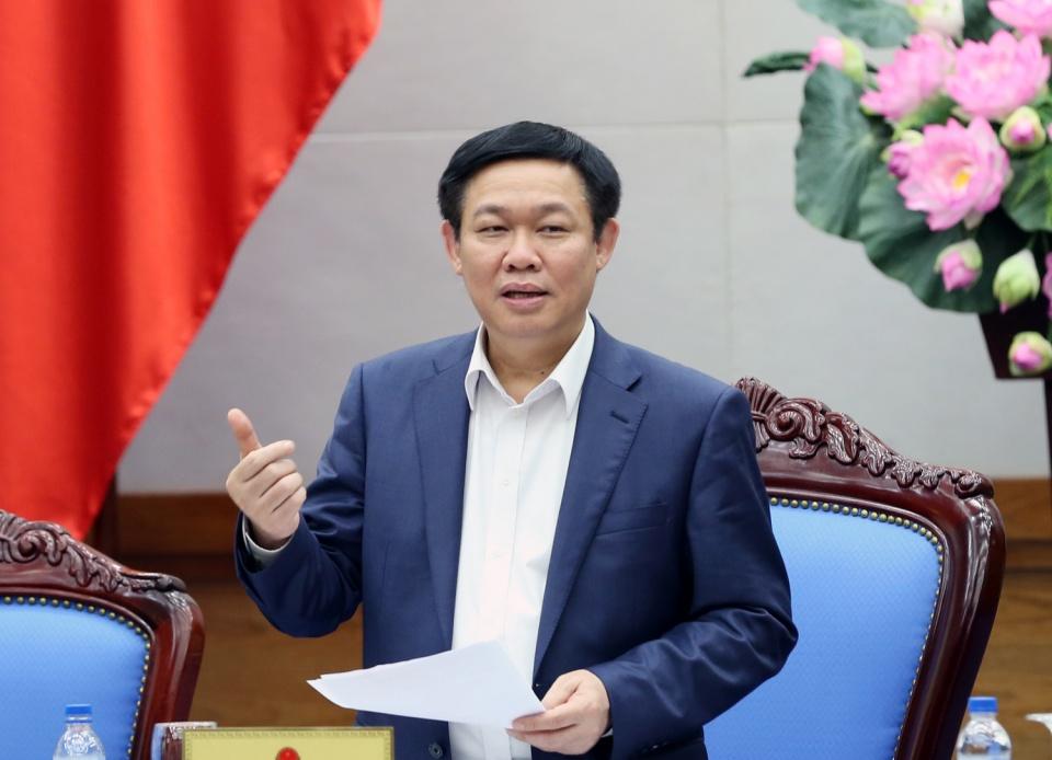 Phó Thủ tướng Vương Đình Huệ: 7 nhiệm vụ và giải pháp cho chính sách tiền lương - Ảnh 1