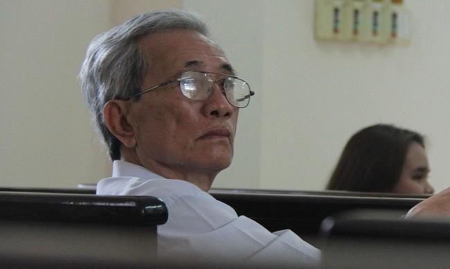 Xét xử giám đốc thẩm vụ bị cáo 77 tuổi dâm ô trẻ em ở Vũng Tàu - Ảnh 1