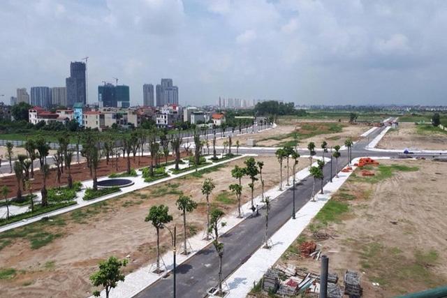 """Thủ tướng chỉ đạo thanh tra việc giao """"đất vàng"""" ở Hà Nội cho Tập đoàn Lã Vọng - Ảnh 1"""