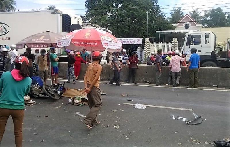 Tin tai nạn giao thông mới nhất ngày 17/6/2018 - Ảnh 2