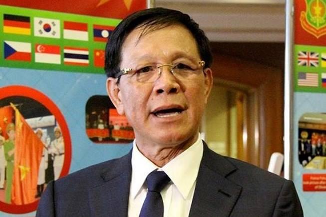 Đề nghị truy tố cựu Tổng cục trưởng Tổng cục Cảnh sát Phan Văn Vĩnh - Ảnh 1