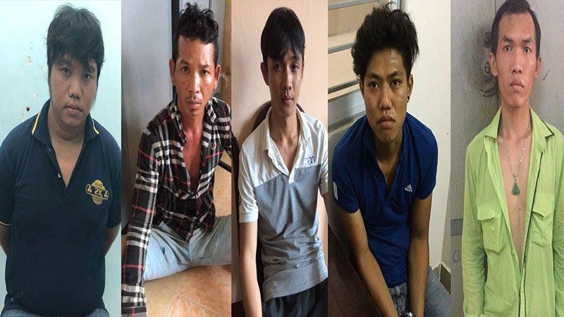 Hình sự đặc nhiệm phá băng chuyên cướp xe xịn, cực kỳ tàn độc ở Sài Gòn - Ảnh 1