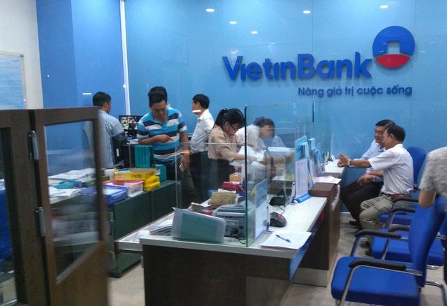Số tiền bị cướp ở ngân hàng Vietinbank tại Tiền Giang là bao nhiêu? - Ảnh 1
