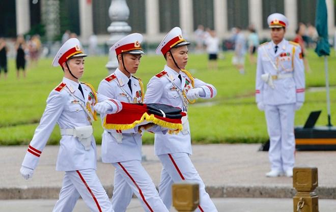 Lễ viếng Chủ tịch nước Trần Đại Quang - Ảnh 70