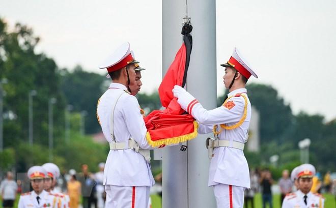 Lễ viếng Chủ tịch nước Trần Đại Quang - Ảnh 72