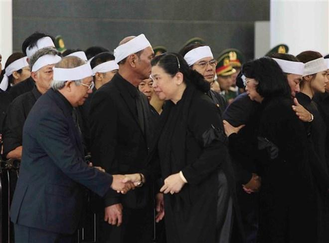 Lễ viếng Chủ tịch nước Trần Đại Quang - Ảnh 44