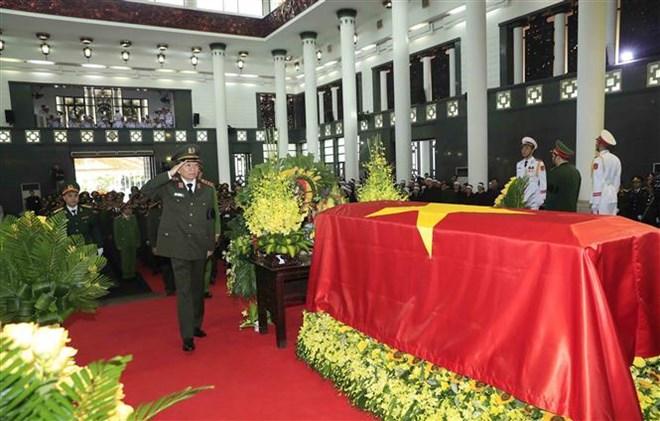 Lễ viếng Chủ tịch nước Trần Đại Quang - Ảnh 54