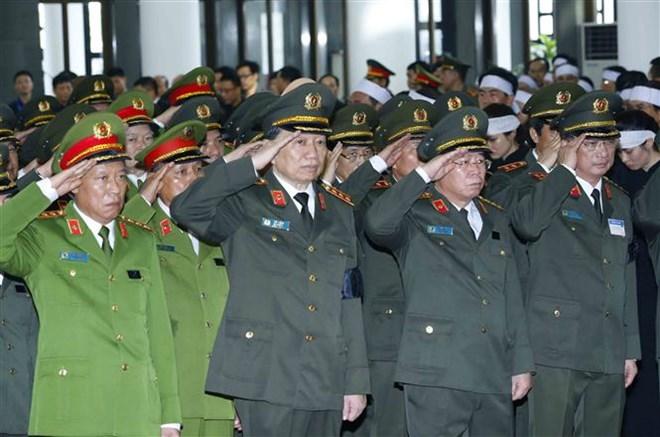 Lễ viếng Chủ tịch nước Trần Đại Quang - Ảnh 55