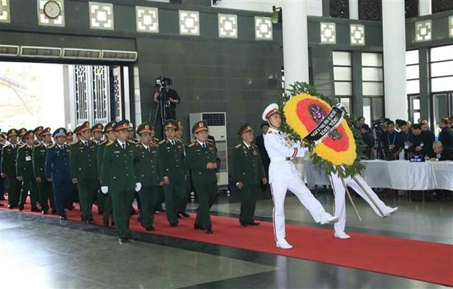 Lễ viếng Chủ tịch nước Trần Đại Quang - Ảnh 31