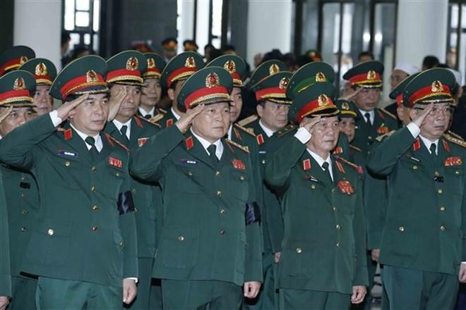 Lễ viếng Chủ tịch nước Trần Đại Quang - Ảnh 32