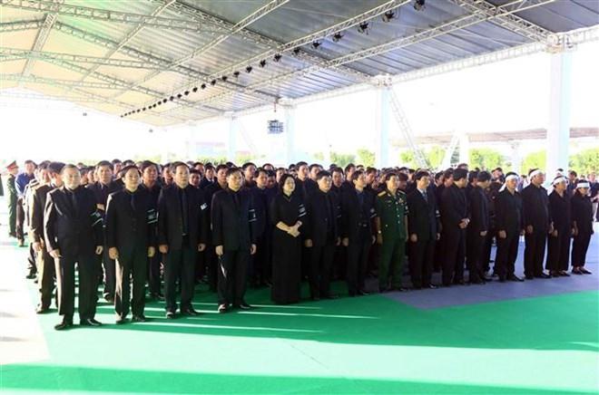 Lễ viếng Chủ tịch nước Trần Đại Quang - Ảnh 59