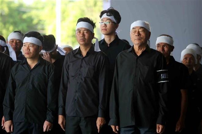 Lễ viếng Chủ tịch nước Trần Đại Quang - Ảnh 39