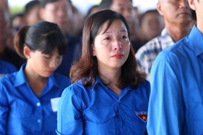 Lễ viếng Chủ tịch nước Trần Đại Quang - Ảnh 41
