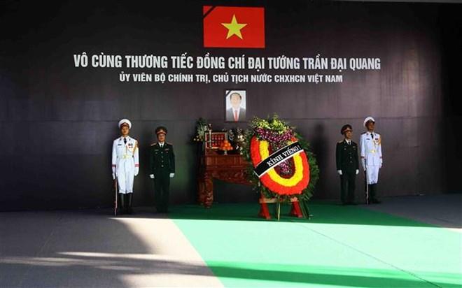 Lễ viếng Chủ tịch nước Trần Đại Quang - Ảnh 57