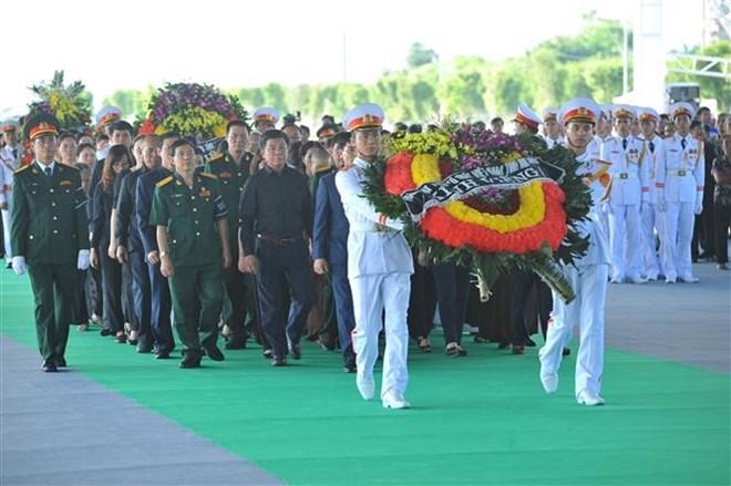 Lễ viếng Chủ tịch nước Trần Đại Quang - Ảnh 58