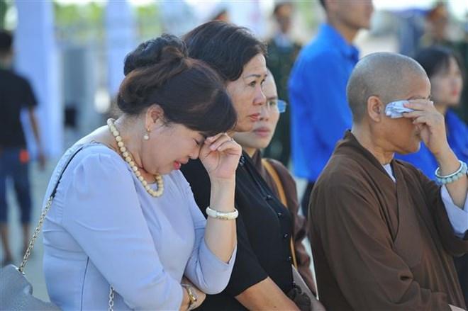 Lễ viếng Chủ tịch nước Trần Đại Quang - Ảnh 42