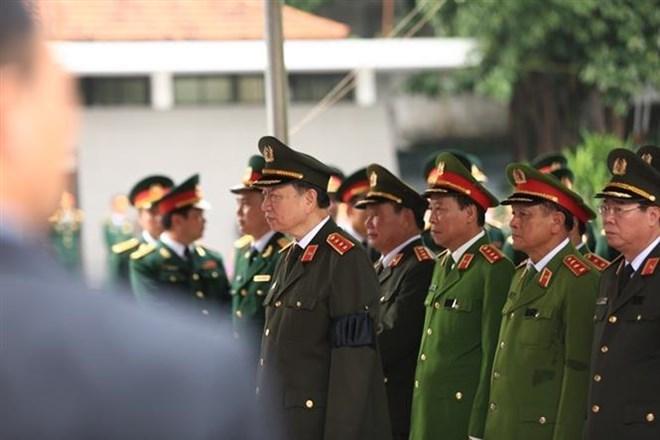 Lễ viếng Chủ tịch nước Trần Đại Quang - Ảnh 62