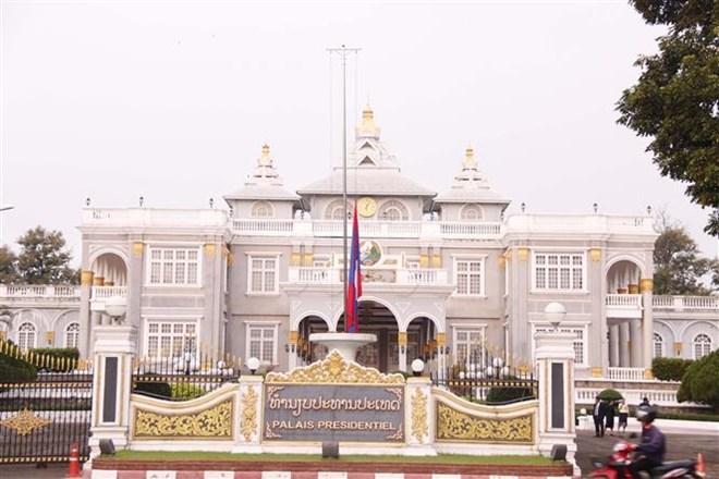 Lễ viếng Chủ tịch nước Trần Đại Quang - Ảnh 63