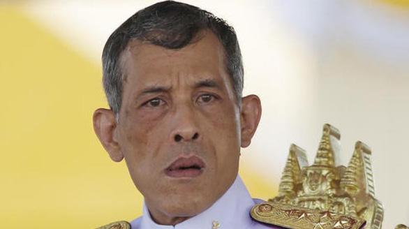 Vua Thái Lan Rama X chính thức đăng quang vào tháng 5 - Ảnh 1