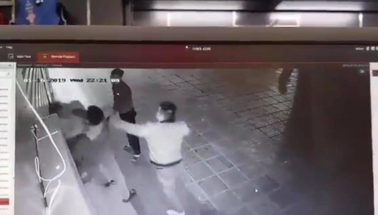 Vụ cô gái trẻ bị đánh dã man ở HH Linh Đàm: Xác định 2 đối tượng - Ảnh 1