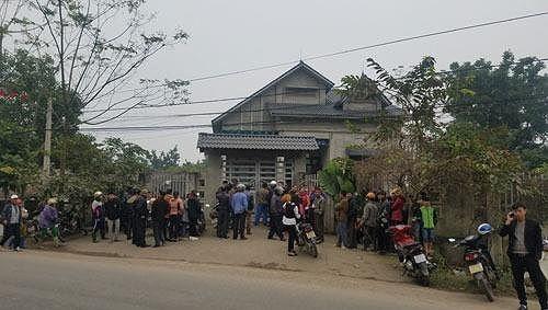 Phú Thọ: Giám đốc sở GD&ĐT bàng hoàng khi hay tin 2 mẹ con cô giáo tử vong với nhiều vết thương - Ảnh 1