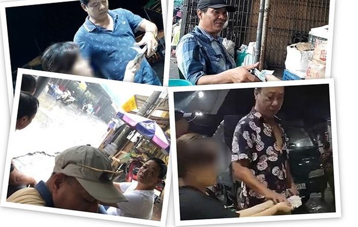 """Vụ bảo kê chợ Long Biên: Hé lộ thủ đoạn """"chạy tội"""" tinh quái của nhóm Hưng """"kính"""" - Ảnh 1"""