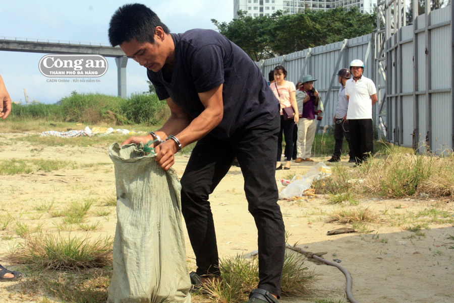 Lời thú tội kinh hoàng của người cha giết con ở Đà Nẵng: Hai lần phi tang xác - Ảnh 1
