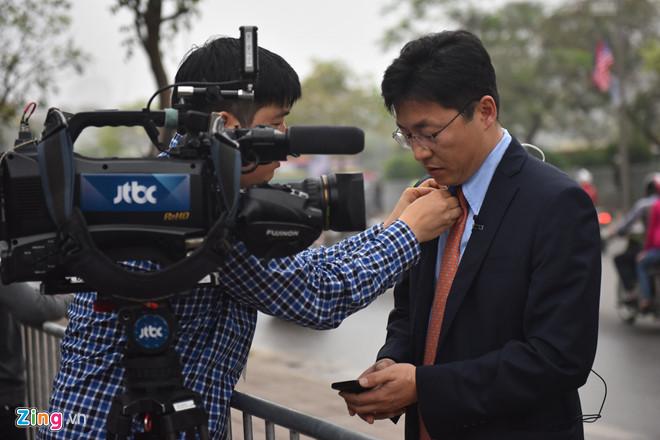 Hội nghị thượng đỉnh Mỹ - Triều ngày 2: An ninh cao độ tại khách sạn Metropole - Ảnh 5