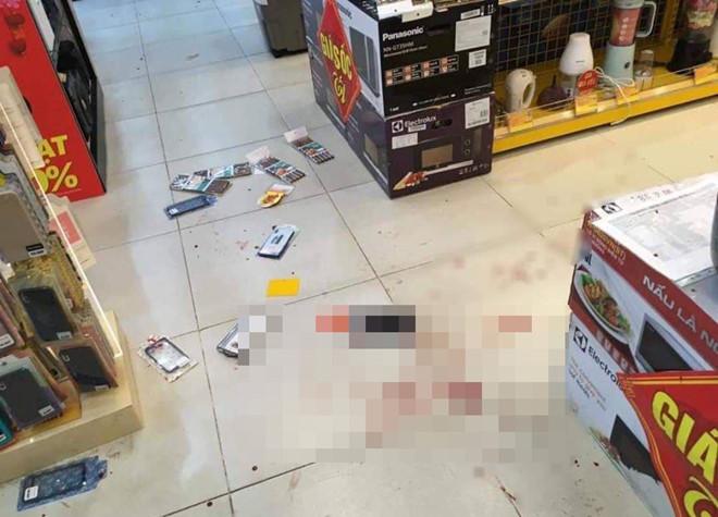 Đâm chết người khi giao dịch mua bán điện thoại - Ảnh 1
